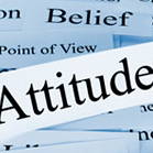 Attitude over belief