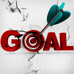 Achieving goal target