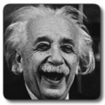 Albert Einstein icon