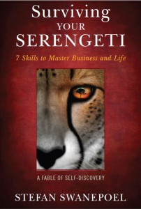 Surviving the Serengeti book cover
