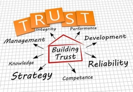TWO SIMPLE SECRETS FOR BUILDING INSTANT LIKEABILITY AND TRUST